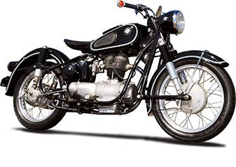 Seguro de motos clásicas
