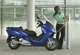 Las motos eléctricas en la CDMX